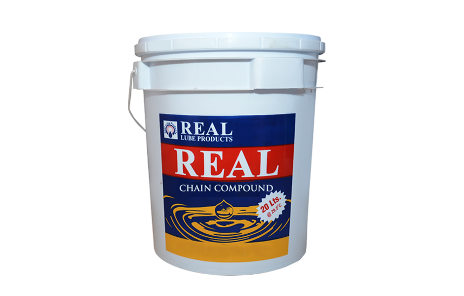 real chain compound 100 200 400 open gear compound reallube products. Black Bedroom Furniture Sets. Home Design Ideas